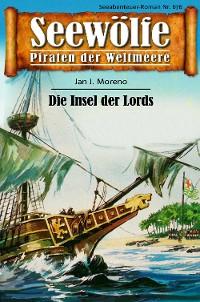 Cover Seewölfe - Piraten der Weltmeere 676