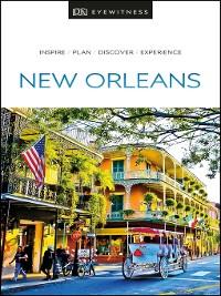 Cover DK Eyewitness New Orleans