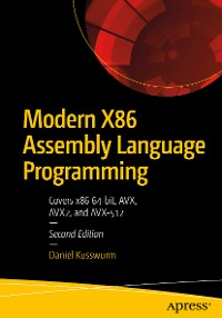Cover Modern X86 Assembly Language Programming
