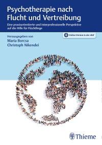 Cover Psychotherapie nach Flucht und Vertreibung