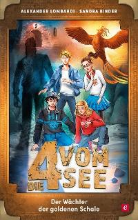 Cover Der Wächter der goldenen Schale
