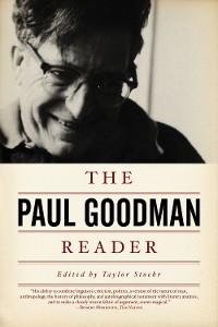 Cover Paul Goodman Reader