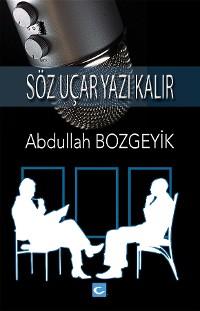 Cover SÖZ UÇAR YAZI KALIR