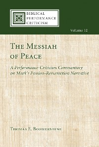 Cover The Messiah of Peace