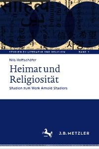Cover Heimat und Religiosität