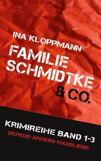 Cover Familie Schmidtke & Co. Hannover-Krimi