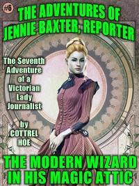 Cover The Modern Wizard in His Magic Attic