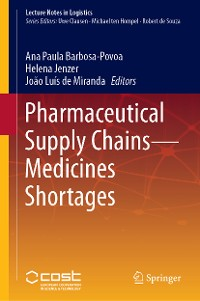Cover Pharmaceutical Supply Chains - Medicines Shortages
