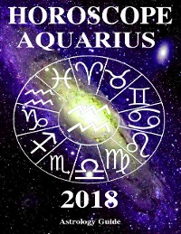 Cover Horoscope 2018 - Aquarius