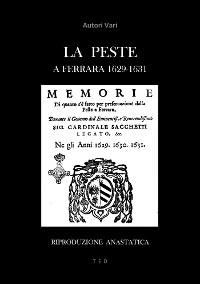 Cover La Peste a Ferrara 1629-1631