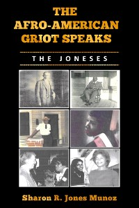 Cover The Afro-American Griot Speaks