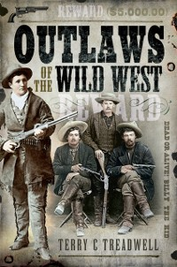 Cover Outlaws of the Wild West