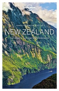 Cover Lonely Planet Best of New Zealand