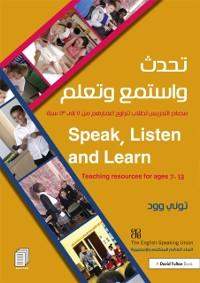 Cover Speak, Listen and Learn