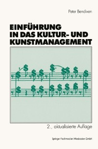 Cover Einfuhrung in das Kultur- und Kunstmanagement