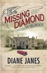 Cover Missing Diamond Murder, The