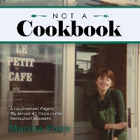 Cover Not a Cookbook
