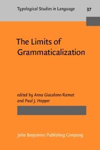 Cover Limits of Grammaticalization