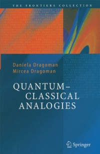 Cover Quantum-Classical Analogies