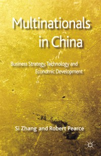 Cover Multinationals in China