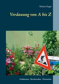 Cover Verdauung von A bis Z