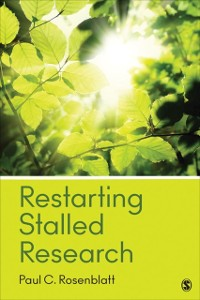 Cover Restarting Stalled Research
