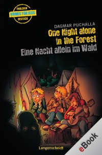 Cover One Night Alone in the Forest - Eine Nacht allein im Wald