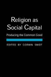 Cover Religion as Social Capital