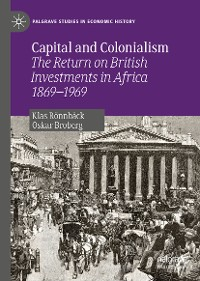 Cover Capital and Colonialism