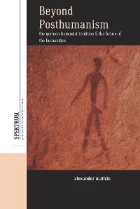 Cover Beyond Posthumanism