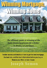 Cover Winning Mortgage, Winning Home