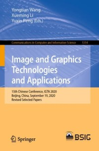Cover Image and Graphics Technologies and Applications