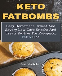Cover Keto fat bombs