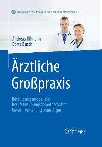 Cover Ärztliche Großpraxis