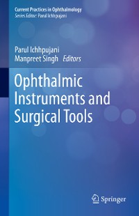 Cover Ophthalmic Instruments and Surgical Tools