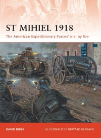 Cover St Mihiel 1918