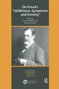 Cover On Freud's Inhibitions, Symptoms and Anxiety