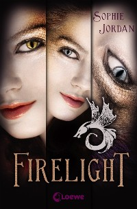 Cover Firelight - Die komplette Trilogie