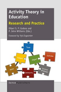 Cover Activity Theory in Education