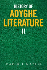 Cover History of Adyghe Literature