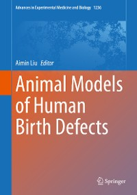 Cover Animal Models of Human Birth Defects