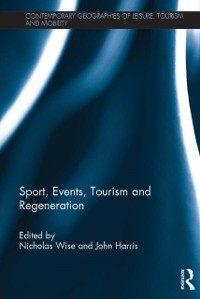 Cover Sport, Events, Tourism and Regeneration