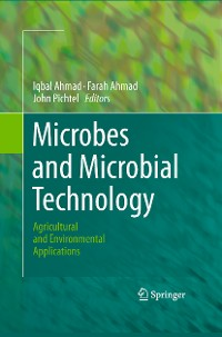 Cover Microbes and Microbial Technology