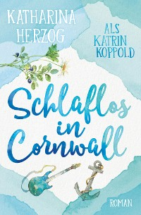 Cover Schlaflos in Cornwall