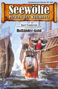 Cover Seewölfe - Piraten der Weltmeere 600