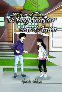Cover Ratio Holmes and the Case of the Turkey Feather Card Game