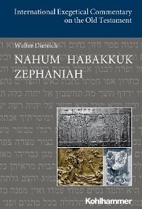 Cover Nahum Habakkuk Zephaniah