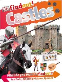Cover DKfindout! Castles