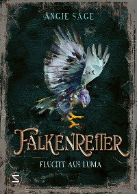 Cover Falkenreiter - Flucht aus Luma