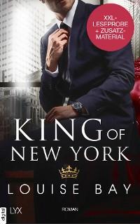 Cover XXL-Leseprobe: King of New York